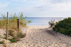 Feel-Good-Weekend ab 79 € p. P. im Strandhotel Bansiner Hof auf Usedom